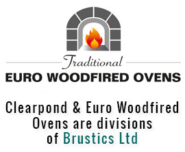 Euro woodfired ovens is a division of Brustics Ltd